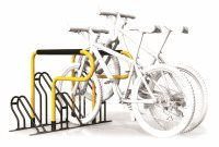Compact Flat Pack 4 Bike Rack